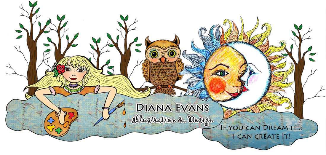 Official Diana Evans Page